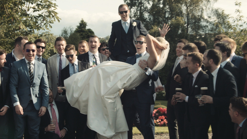 How much does a wedding videographer cost? | Luminaire Weddings
